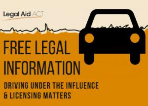 Free Legal Information. Driving under the influence & licensing matters.